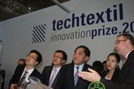 丝维特公司即将参加在德国法兰克福举办的2015Techtextil展会